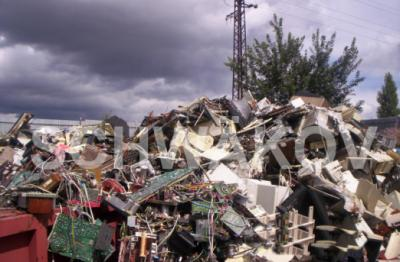 Recycling of electro-waste
